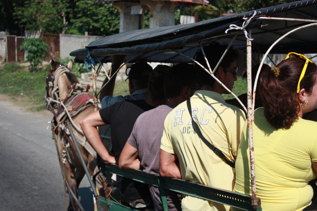 Getting around Cuba