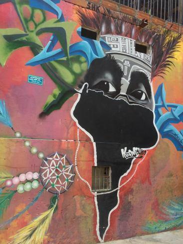 Latinoamerica Grafitti